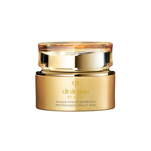 Masque Vitalité Precious Gold,