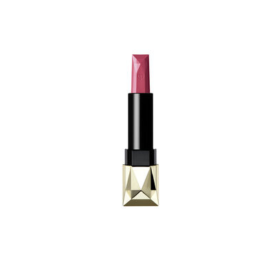 A magnified image of the texture of the Extra Rich Lipstick Refill (Velvet), Light rose