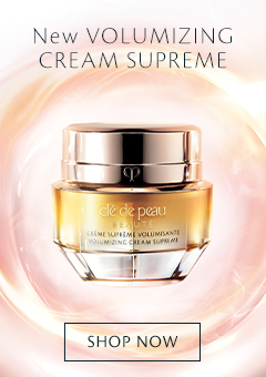 New Volumizing Cream Supreme. Shop Now.
